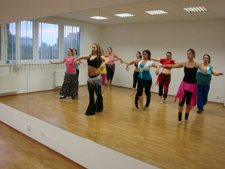 Workshopy s Ekaterinou Yurut / Workshops with Ekaterina Yurut