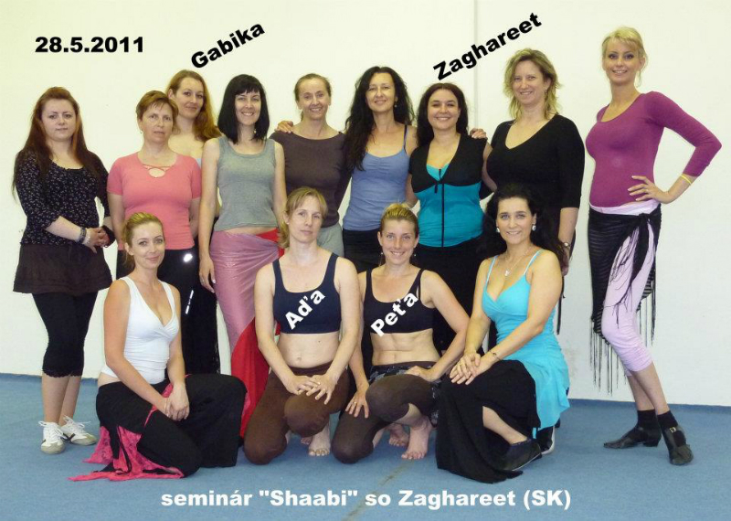 Workshop Shaaby so Zaghareet / Workshop Shaaby with Zaghareet