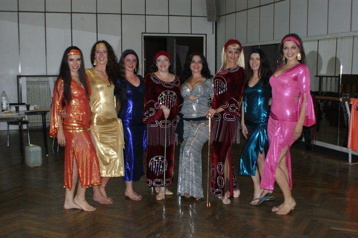 Raks Fatima festival 2011
